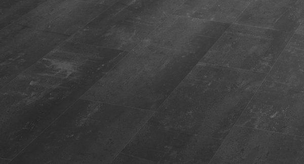 BERRY ALLOC klik PVC tegel 30X60 zwart antraciet