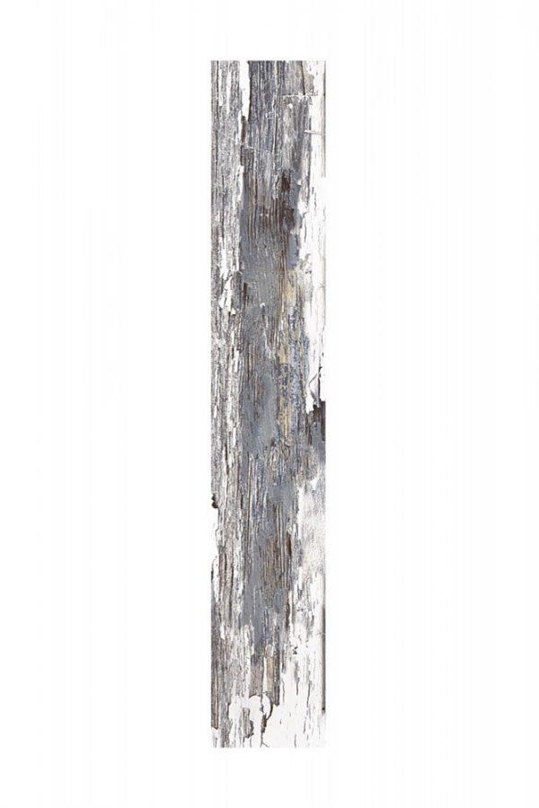 Wood wit-blauwe vloer-/wandtegel 15x90