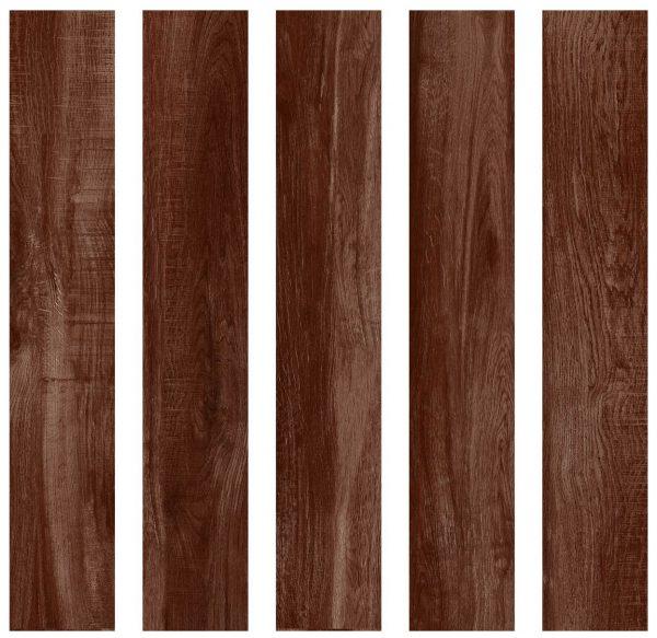 Donker bruin vloer-/wandtegel 15x90