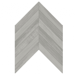 Visgraat vloer-/wandtegel puur wit 40x60
