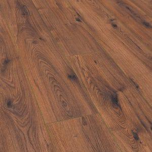 Laminaat Cleanfloor XL Mokka - bruin 13531