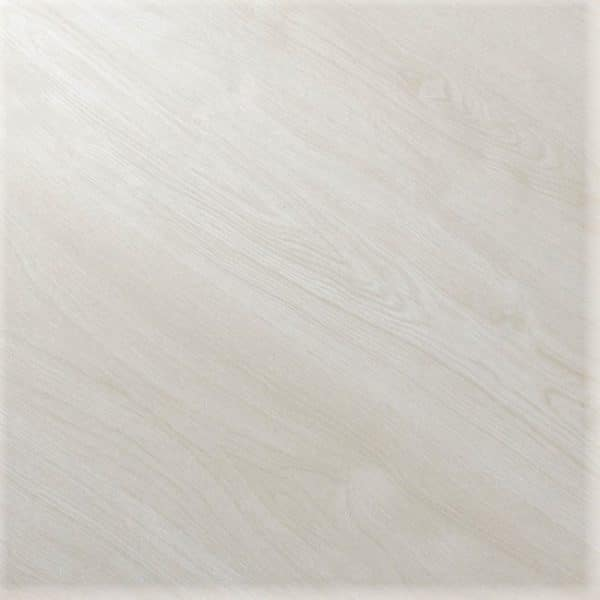 Wit matt brede planken D18615